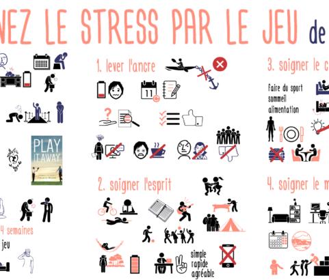 Eliminez le stress par le jeu : un programme en 4 semaines de C. Hoehn
