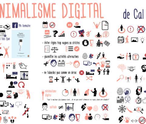 RÉCUPÉRER SA VIE : Le minimalisme numérique