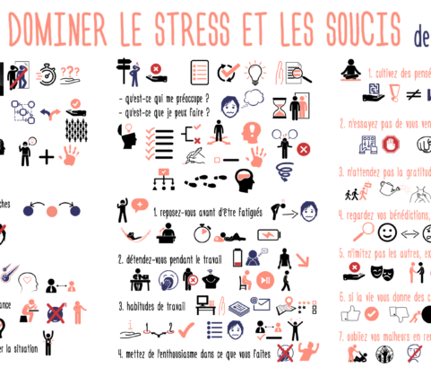 STOP au STRESS et aux soucis : appliquez ces CONSEILS PRATIQUES !